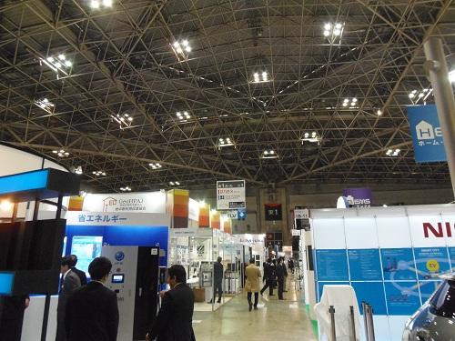 ENEX2013展示会1